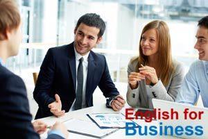 تدریس خصوصی زبان تجاری