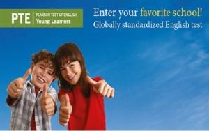 آزمون pte برای کودک و نوجوان