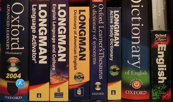 روش استفاده از دیکشنری