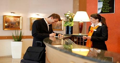 اصطلاحات انگلیسی در هتل