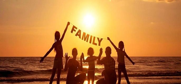 اعضا خانواده به انگلیسی
