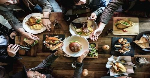 اصطلاحات انگلیسی در رستوران ها